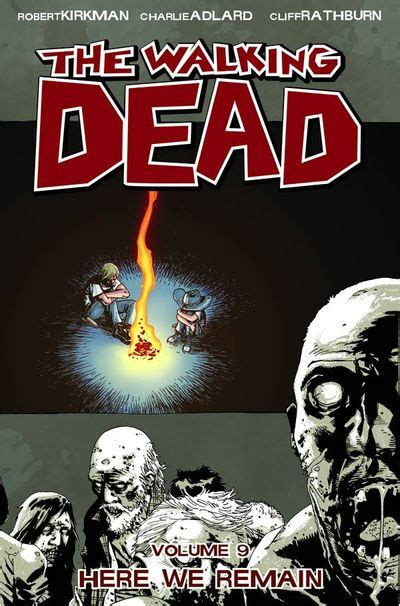 the walking dead volume 1607068826 the walking dead vol 9 here we remain tp releases image comics