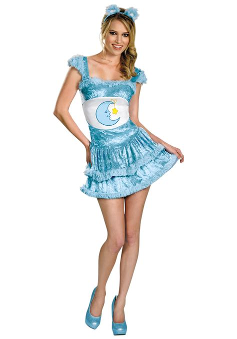 bed costume sexy bed time bear costume cartoon care bear costumes