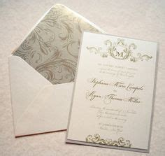 brown and ivory wedding invitation kits blush and gold wedding invitations vintage ch on