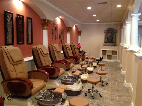 expert design nails hair spa best nail salon interior design nails spa salon