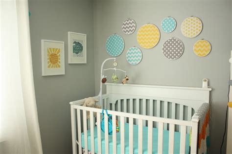 s nursery circles grey and neutral nursery colors