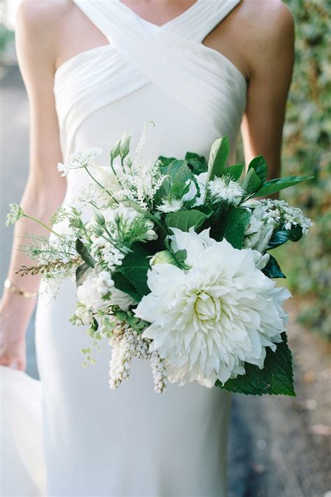 simple wedding bouquets bouquets photos simple bouquet of ivory flowers