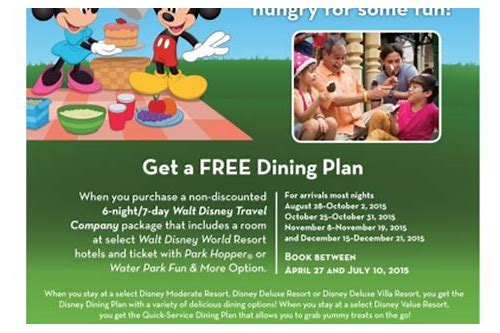 best disney ticket deals 2018
