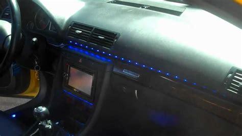 Audi A4 B6 Custom Interior by Santa Clarita Auto Sound Audi Rs4 Custom Multi Color