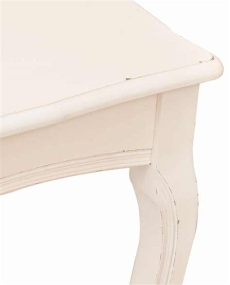 tavolo bianco shabby chic tavolo shabby chic bianco in promozione mobiliastore