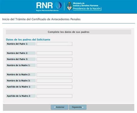 puedo sacar mis antecedentes penales por internet puedo c 243 mo obtener el certificado de antecedentes penales arg