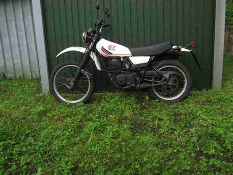 Motorrad Yamaha Xt 250 by Yamaha Xt 250 Motorrad Enduro Oldtimer Bestes Angebot