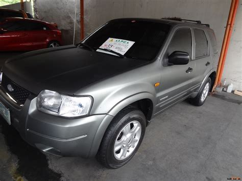 automobile air conditioning repair 2004 ford escape parental controls ford escape 2004 car for sale metro manila