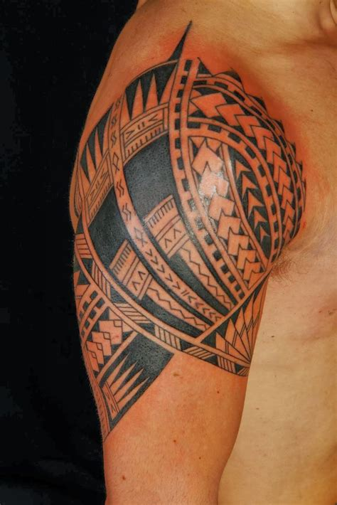 ancient tribal tattoos 1000 ideas about polynesian meanings on