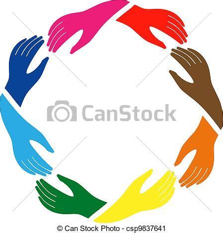 clipart amicizia clipart vettoriali di pace amicizia segno in