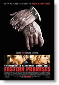 eastern promise film review eastern promises 2007 review and or viewer comments