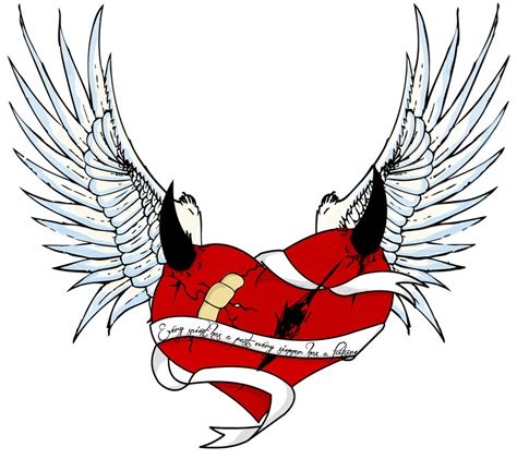 heart tattoo clipart best clipart best
