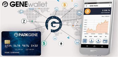 airbnb debit card parkgene launches gene wallet and announces gene debit