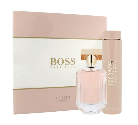Hugo The Scent For Edp 100ml hugo the scent for w edp 30ml bl 100ml azz cz