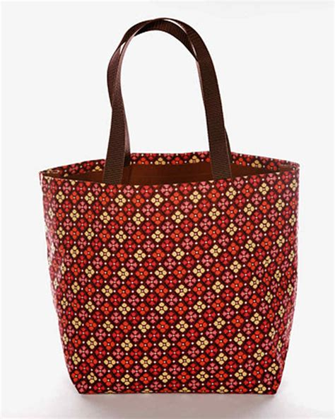 tote bag pattern martha stewart no sew tote bags video martha stewart