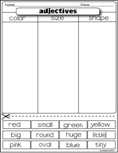 39 best sorting categorizing worksheets images on 25 best ideas about nouns kindergarten on