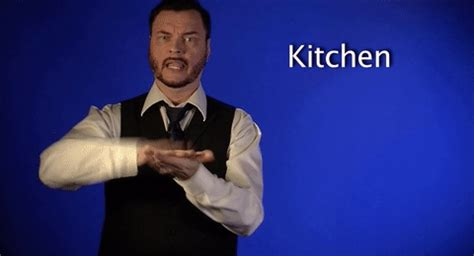 giphy gif - Kitchen Gif