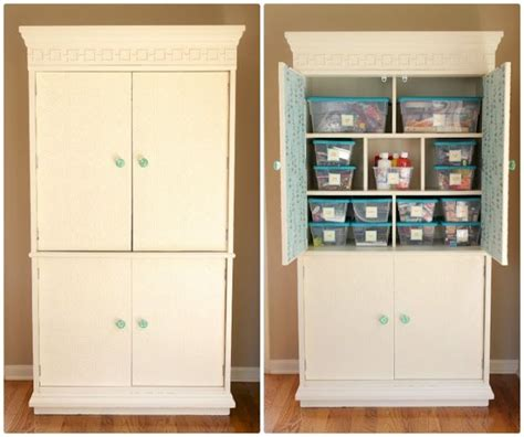 Craft Storage Armoire by 14 Best Images About Craft Storage Armoire On