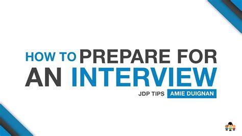 How To Prepare For An How To Prepare For An Jdp Tips