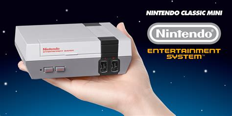 Nintendo Mini nintendo is releasing a mini nes this vg247