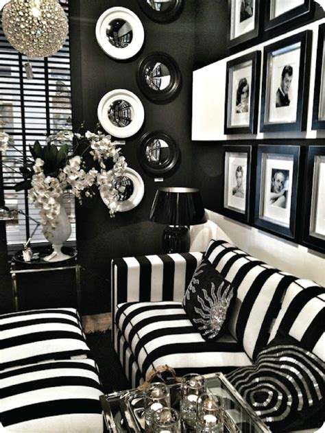 Black And White Home Decor | 14 home trends for 2014 decoholic