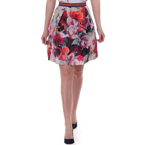 ted baker womens ted baker womens kaideen floral swirl