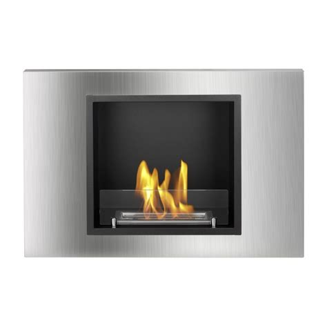 lima series recessed ventless ethanol fireplace ul cul