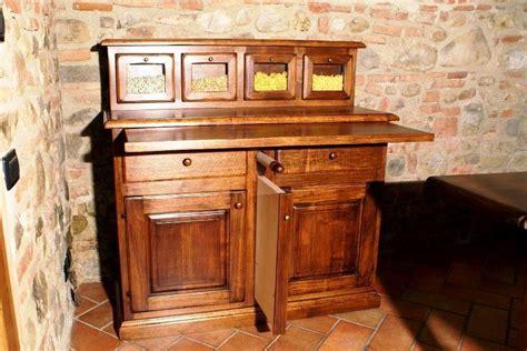 madia per cucina foto madia da cucina con piano estraibile