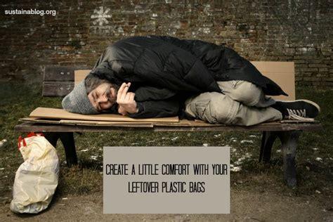 Homeless Mats Plastic Bags by Churches Make Plastic Yarn To Help Homeless Edenkeeper