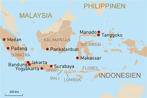 Indonesien Reisen individuell   Geoplan Privatreisen