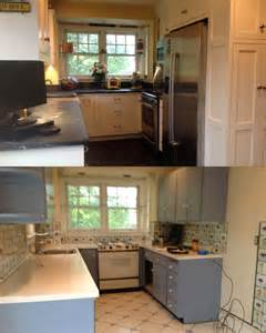 brindle before and after small kitchen remodel