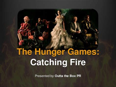 catching book report the hunger catching pr caign