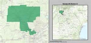 11th congressional district map 11th congressional district us representative