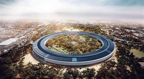 Landscape Floor Plan by Architectural Plans Of New Apple Cupertino Campus 2
