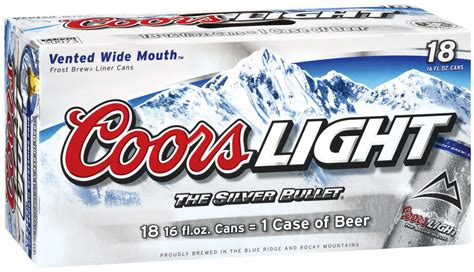 18 Pack Of Coors Light by Chrisblauv On Genius