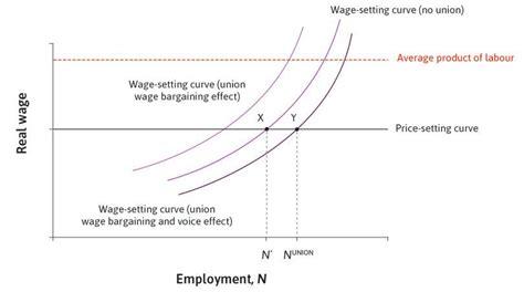 curve setter definition the economy unit 9 the labour market wages profits and