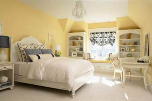 Yellow Bedroom Decorating Ideas excellent choices paint colors for teen bedrooms
