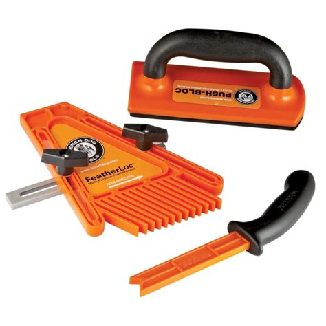 bench dog push block non slip safety kit from bench dog tools protects fingers and hands high tech push
