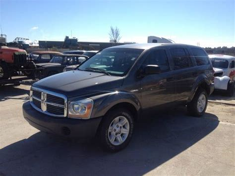 buy used 2004 dodge durango needs engine work very clean clear title in darlington south