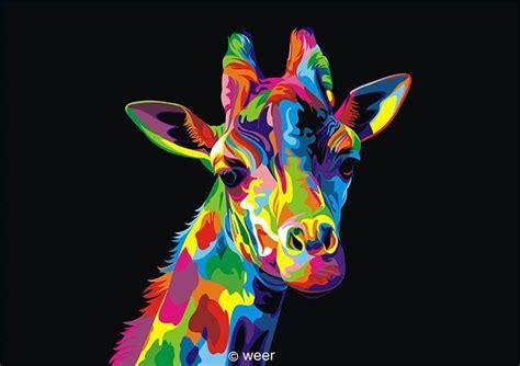 imagenes abstractas vectoriales coloridas ilustraciones vectoriales de animales im 225 genes