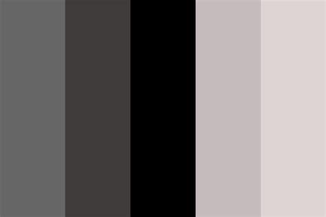 what color is noir aesthetic noir color palette