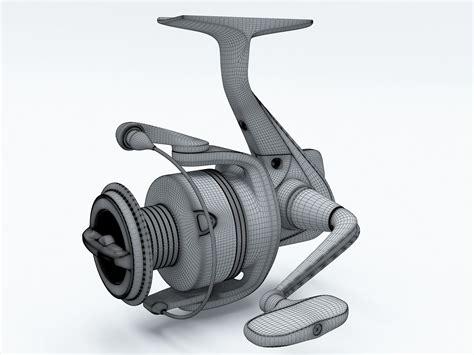 Reel 3d Model