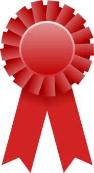 red ribbon clip art at clker com vector clip art online