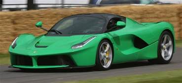 How Many Ferraris Been Made Laferrari