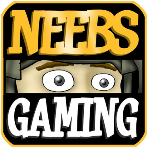 design by humans order status neebs gaming logo sticker sticker by neebsgaming design by
