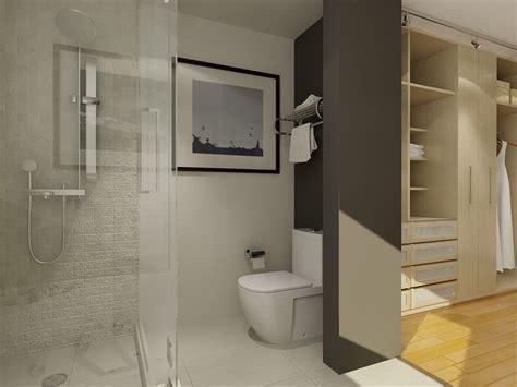 Closet Bathroom Ideas by Captivating 25 Ensuite Bathroom Walk In Closet Plans