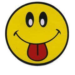 Große Sticker grinsen smiley clipart best