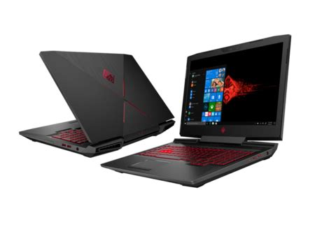 hp omen 17t core i7 7th generation gaming laptop 16gb ram