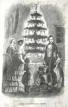prince albert and the christmas tree redde koningin kerst historianet nl