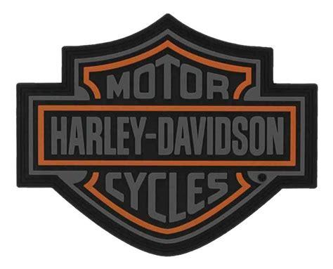 Harley Davidson Shield by Harley Davidson Bar Shield Soft Pvc Emblem Xs 3 25 X 2